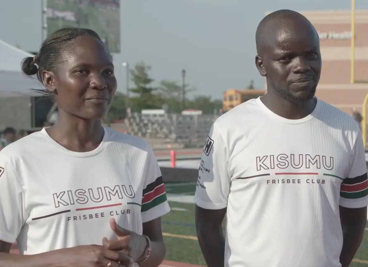 Ester Allen Kisumu